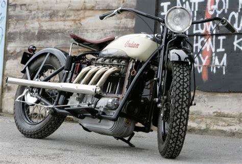 Frame Speedometer Nouvo By One Ace when an indian four is not in the budget build one