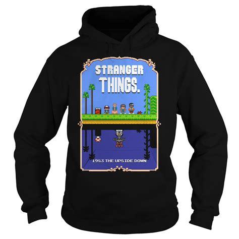 Hoodie Mario Bros Merah 2 things mario bros 2 pixel shirt hoodie sweater