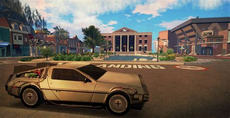 hill valley design hill valley back to the future