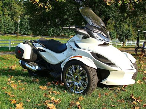 2013 can am spyder st limited trike for sale on 2040 motos