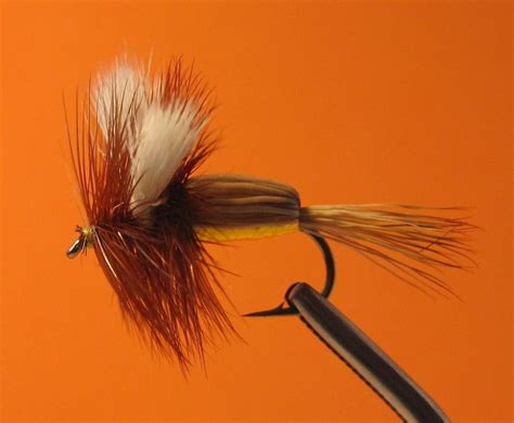 yellow humpy pattern 17 best images about dry flies attractors on pinterest