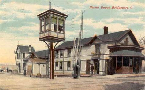 Bellaire Post Office by Postcards From Belmont County Ohio