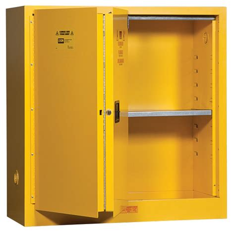 74r5441n flammable liquids safety storage cabinet from lyon
