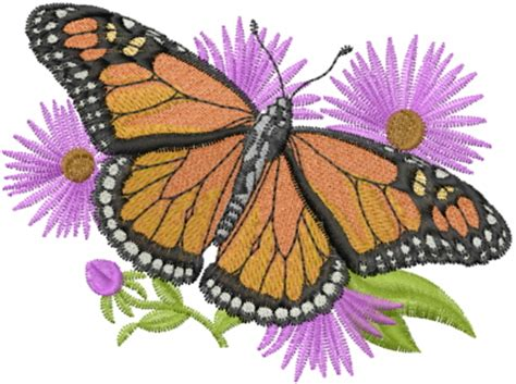 monarch design monarch butterfly embroidery design annthegran