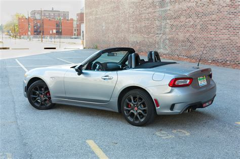 2017 fiat 124 spider abarth 2017 fiat 124 spider abarth review a tale of two drivers