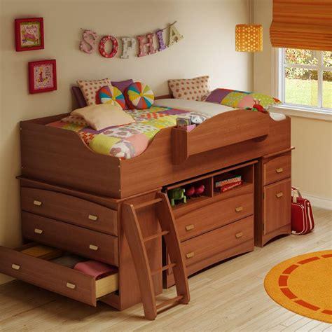 south shore imagine loft bed south shore imagine twin wood kids loft bed 3576a3 the home depot