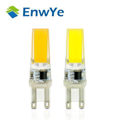 can you dim led lights 10pcs lot led g9 l dimming 220v 9w cob smd led