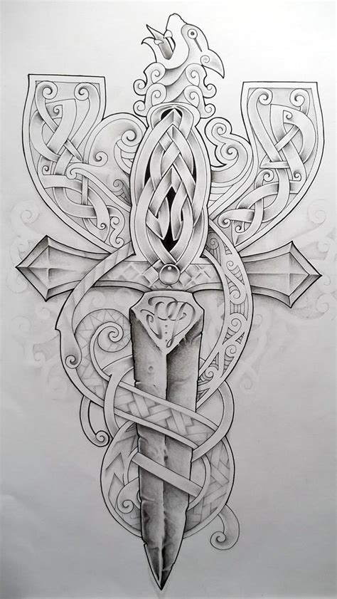 celtic cross2 by tattoo design on deviantart