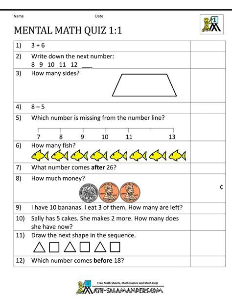 maths worksheets for class 1maths 1 worksheet math pics