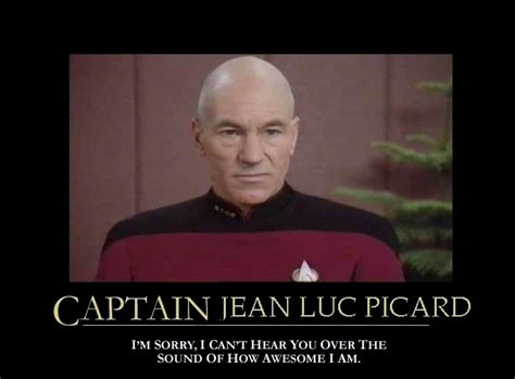 Jean Luc Picard Meme - sugary cynicism retired extremely awesome