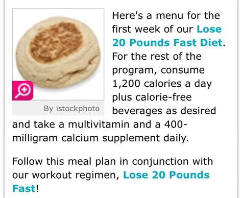 Lose 10 Pounds In 4 Hours Salt Water Detox by Lose 20 Pounds Fast Seven Day Meal Plan Trusper