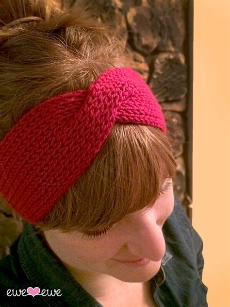 yarn headband pattern hot mess headband free knitting pattern cable yarns