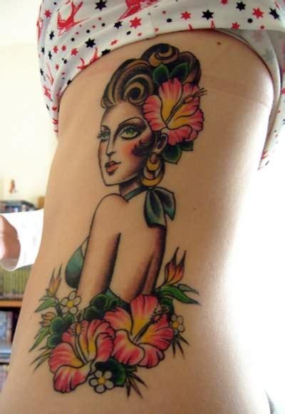 tattoo pin up girl designs pinup girl tattoo designs