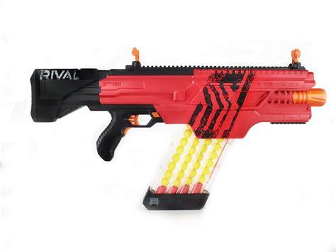 Kaos The Gun nerf rival khaos gun fires at 68 per hour time