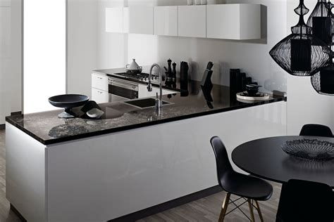 black marble bench tops kitchen benchtops freeform laminates