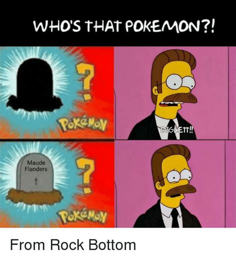 Whos That by Guess That Diglett Images Images