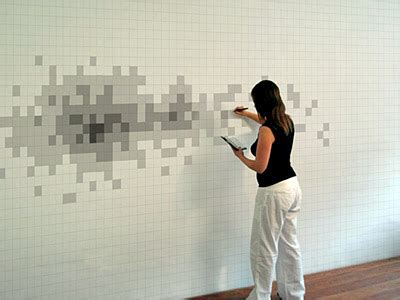 Pixelnotes Wallpaper Reinvents The Post It by Post It Wallpaper Popwuping