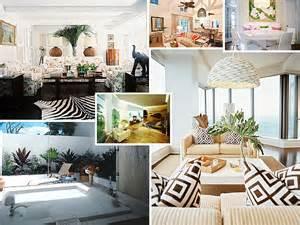 Tropical house decorations make a splash with tropical interior design