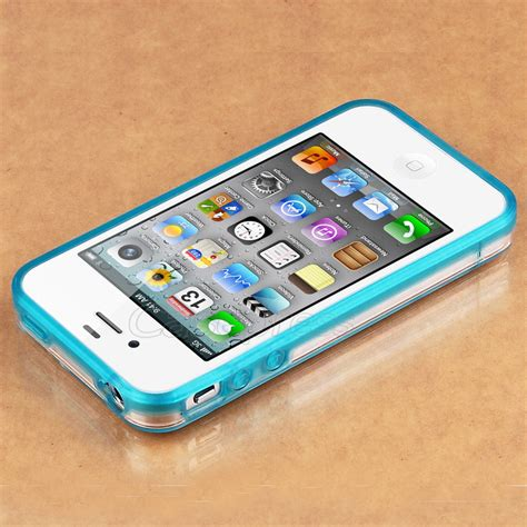iphone 4 rugged for iphone 4 4s rugged rubber matte cover w screen protect stylus ebay