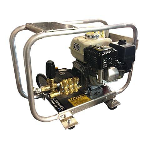 Pressure Pro Eagle Series 2700 Psi Gas Cold Water