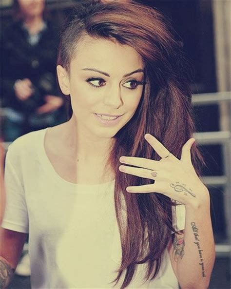 one side shaved hairdo tutorials 30 new one sided shaved hairstyles haircuts for girls