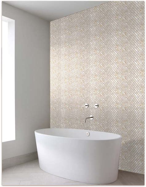 pearl bathroom tiles beautiful mother of pearl tile for bathroom wall tiles and