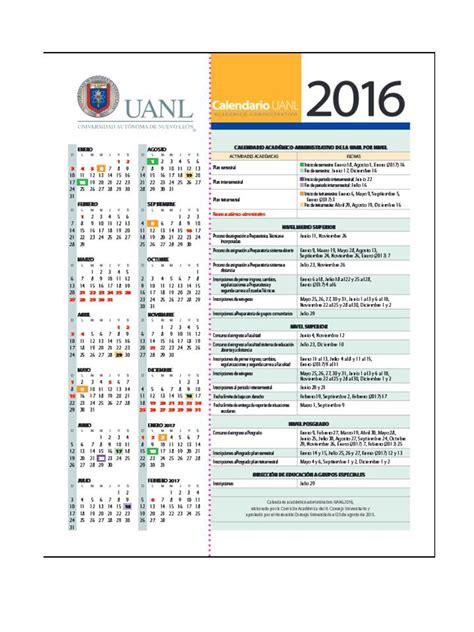 Calendario Escolar Uanl 2015 Facultad De Ciencias Biol 243 Gicas De La Uanl Calendario