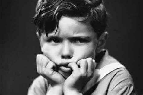 Boy Sulking | worse than terrible twos the stroppy sevens