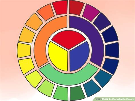 how to coordinate colors how to coordinate colors 11 steps with pictures wikihow