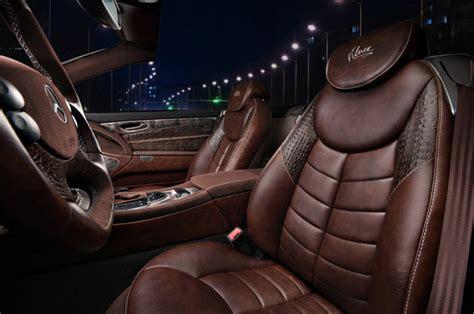 bj s custom auto upholstery hot vilner enhances the interior of mercedes benz sl