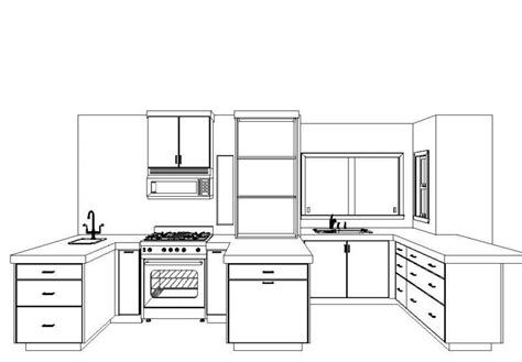 how to layout a kitchen design kitchen design 7 from sketch it clipboard in naples fl 34108