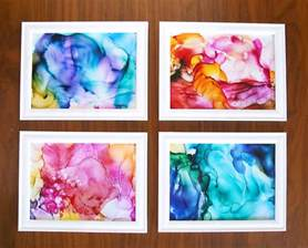 Home Made Home Decor Fired Ink Art Easy Craft For Kids Amp Adults It S Always
