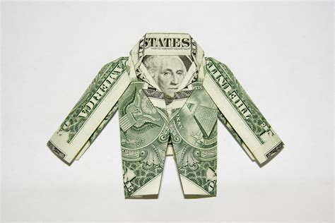 Origami Using Money - 10 awesome dollar bill origamis