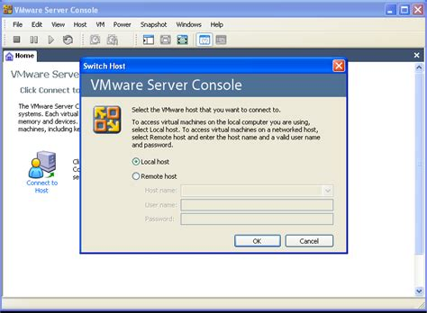 vmware console ต ดต ง vmware server บน windows xp thai court