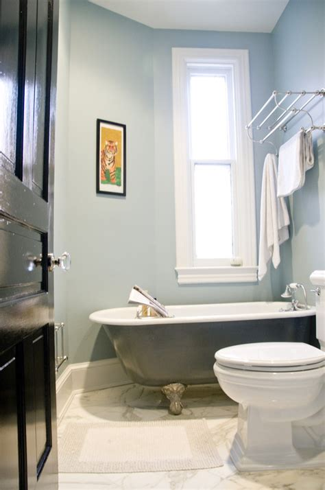 Clawfoot Tub Small Bathroom looks like a small bathroom what size clawfoot tub did you go with