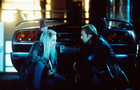 movie nicolas cage cars angelina jolie platinum blonde faux dreads in gone in 60