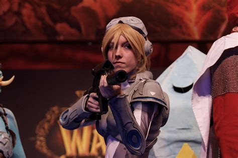 blizzcon costumes and sexiest dances blizzard costume contest takes place today blizzard