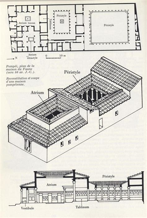 roman domus plan roman domus more fosterginger at pinterest art roman