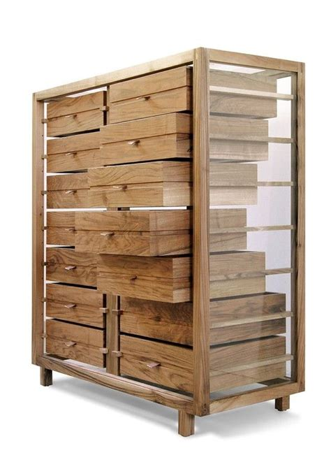 Wood Closet Drawers by Solid Wood Closet Organizer Woodworking Projects Plans