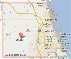 where is port st florida on the map opinions on st county florida