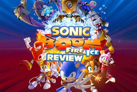 Kaset 3ds Sonic Boom review sonic boom nintendo 3ds 187 segabits 1 source for sega news