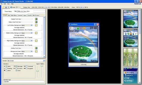 themes nokia maker mobile themes creator nokia
