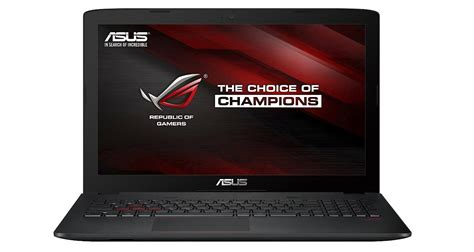 Asus Rog Gl552vw Dh71 Editing Laptop asus rog gl552vw dh71 15 6 inch laptop a gaming powerhouse