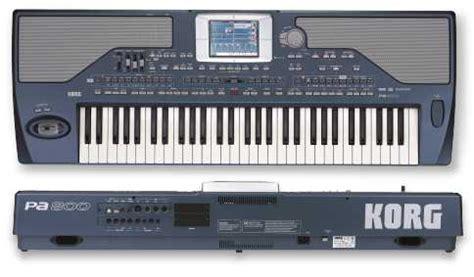 Keyboard Korg Pa800 Bekas korg pa800 image 242467 audiofanzine