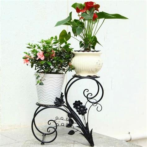 design of flower pot stand soportes para plantas hierro buscar con google macetas