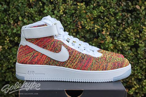 Nike Air One Af 1 Rainbow nike air 1 mid ultra flyknit