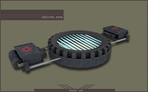 I Ring Dock by 3d Space Ring