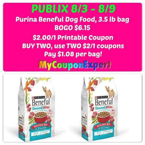 free printable grocery coupons publix publix dog food deal archives 183 my coupon expert