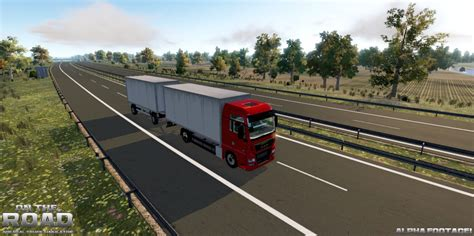 trucks on on the road truck simulator erste infos und bilder