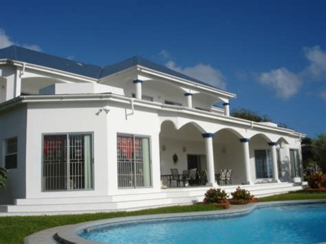 large luxury homes large frigate bay house for sale in st kitts indies